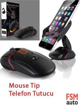 Araç Telefon Tutucu ve Masaüstü Mouse Tip Telefonluk