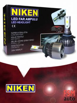 niken led far ampulu