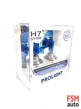 Oto Halojen Ampul SARI ve BEYAZ renk / Prolight