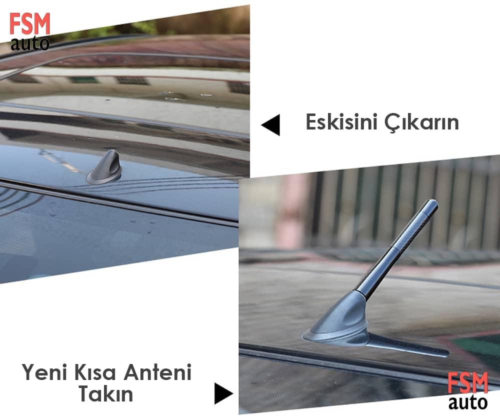 kısa anten nasıl montaj yapılır