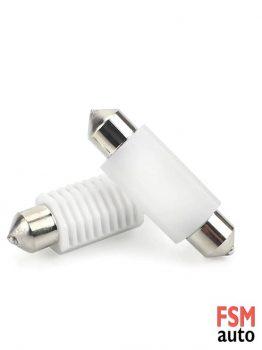 Sofit Seramik LED Ampul – C5W LED Ampul – Festoon