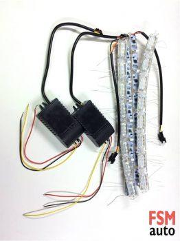 Far İçi Kayar LED / Animasyon Sinyalli DRL LED