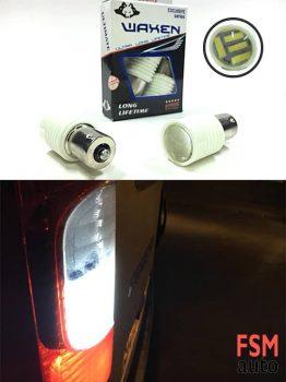Waxen 93 Tip Tek Duy Seramik LED Ampul Kod: P21W