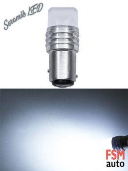 Waxen 1016 Çift Duy Seramik LED Ampul - P21/5W