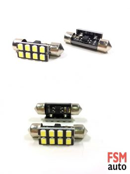 Waxen 36 MM Sofit / C5W LED Ampul