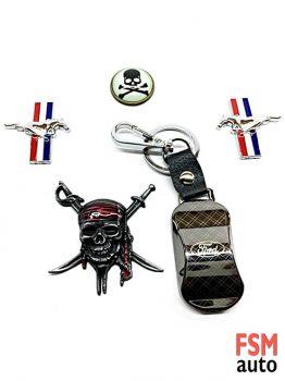 Ford Metal Arma ve Anahtarlık Paketi