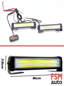 Beyaz Çakar Lamba ( COB LED ) A Kalite
