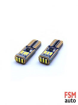 Spring T10 4014 SMD 9 LED Canbus Ampul W5W