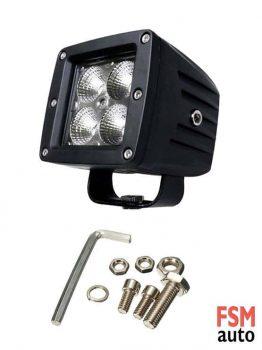 18 WATT 4 LED'li Sis Lambası - Gündüz LEDi