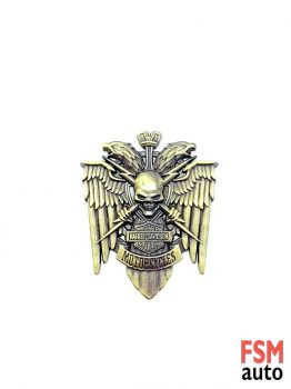 Metal Arma Harley Devidson Logolu