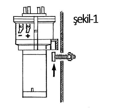 havalı korna kompresörü