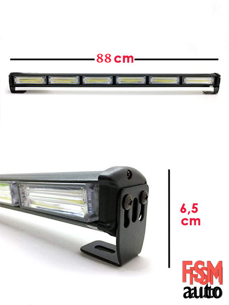 çakarlı led bar