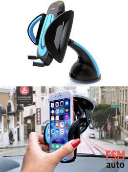 Araç İçi Universal Vantuzlu Telefonluk - Telefon Tutucu