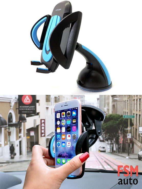 vantuzlu araç içi telefonluk