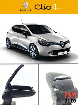Renault Clio 4 Araca Özel Kolçak