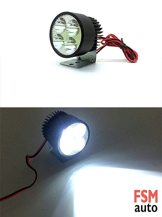 oval 4 led spot ışık