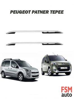 Pejo - Peugeot Partner Tepee Uyumlu Tavan Çıtası