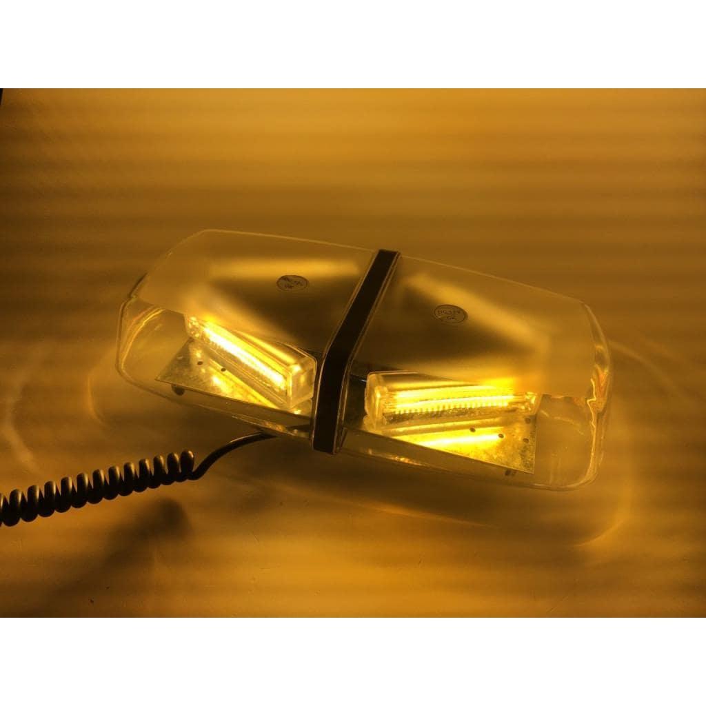çakarlı mıknatıslı tepe lambası cob led