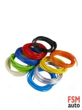 Fitilli Dekoratif PVC Şerit (Dekorasyon Amaçlı Renkli Fitilli Şerit)