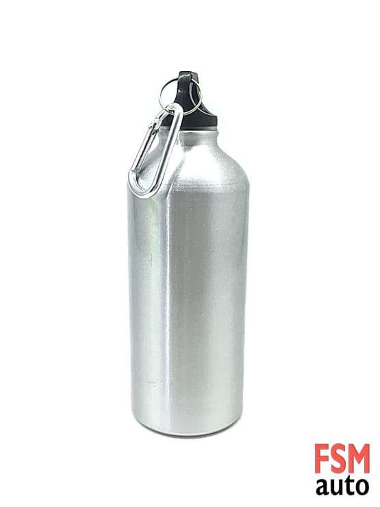 600 ml matara alüminyum gövdeli su kabı