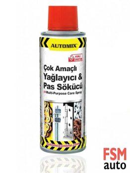 Automix Çok amaçlı Yağlayıcı ve Pas Sökücü