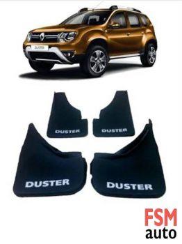Dacia Duster Tozluk Paçalık Çamurluk 4 lü Set - Ön Arka Takım