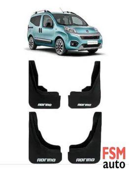 Fiat Fiorino Tozluk Paçalık Çamurluk 4 lü Set - Ön Arka Takım