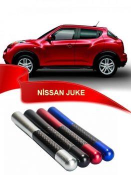 Nissan juke Uyumlu Karbon Desenli Çubuk Metal Radio Anteni