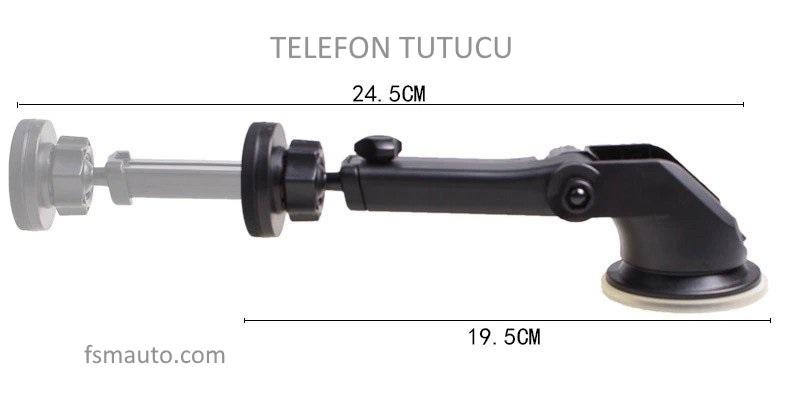 araç içi telefon tutucu fsmauto.com