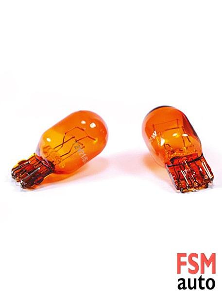 amber renk turuncu t20 halojen ampul fsmauto