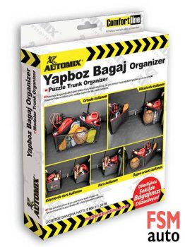 Yapboz Çanta Bagaj Organizer Çanta