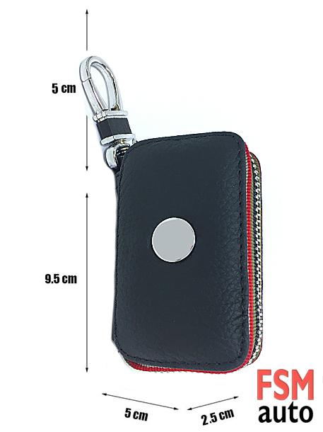 marka logolu deri çanta anahtarlık fsmauto aksesuar ürünleri
