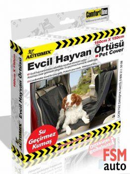 Araç İçi Evcil Hayvan Örtüsü
