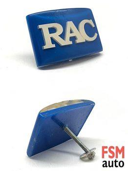 RAC Panjur Arması Vidalı