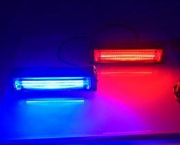 Kırmızı Mavi Lamba ( COB LED ) A Kalite