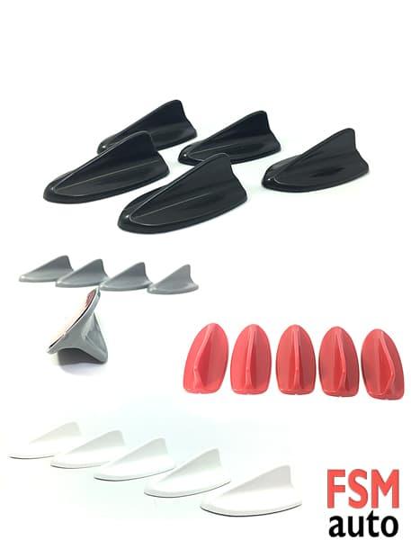5 li mini shark anten seti fsmauto