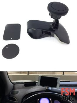 Automix Kıstırmalı Mıknatıslı Telefon Tutucu