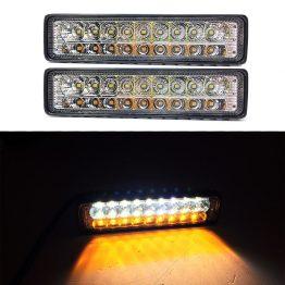WAXEN 18 LED Sinyalli Gündüz Ledi DRL