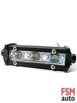 3 LED 9 Watt SS Güçlü Gündüz Ledi DRL
