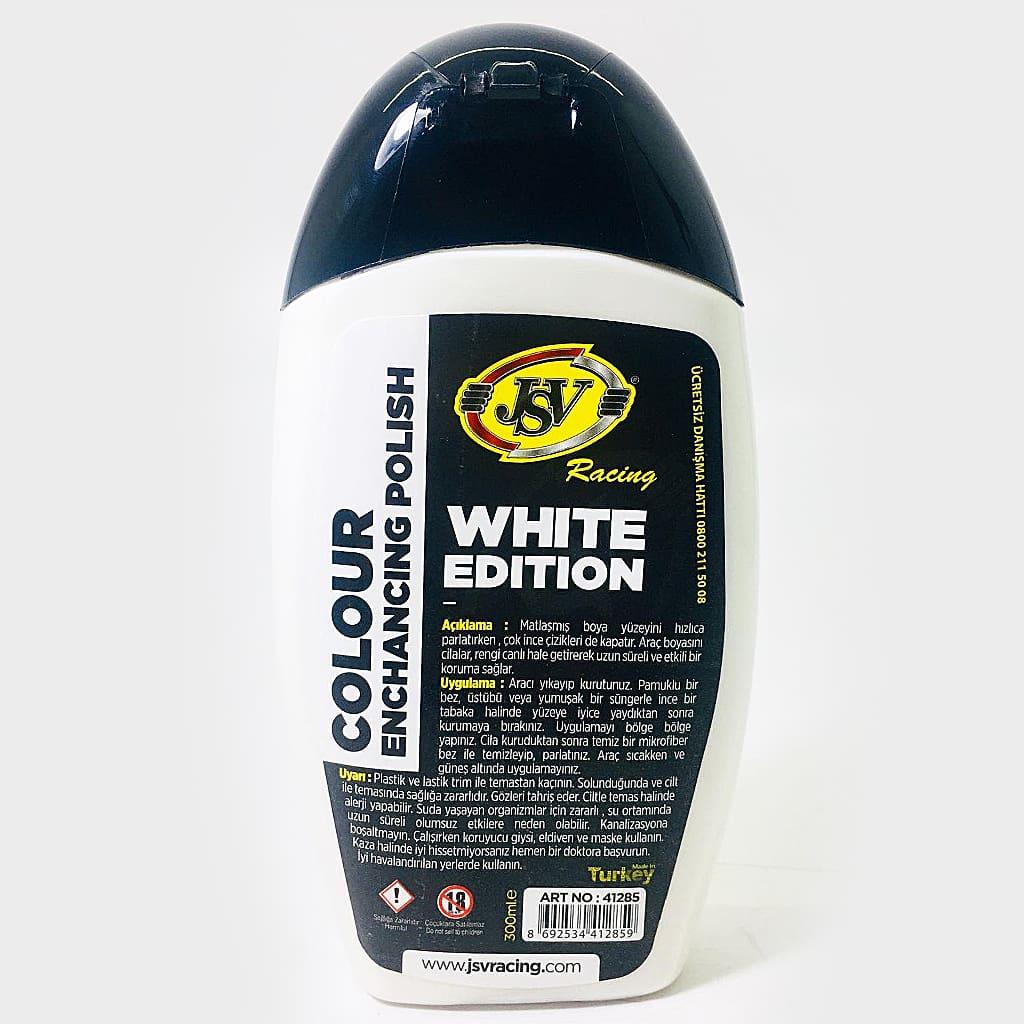 beyaz kaporta cilası fsmauto