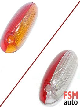 Gabari Led Lamba İz Lambası Balık Sırtı LED Pozisyon Lambaları