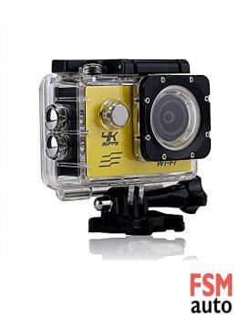 4K Ultra Hd Su Geçirmez Aksiyon Kamera AN-6301 Wifi